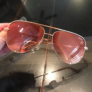 Quay High Key Mini Desi Perkins Sunglasses